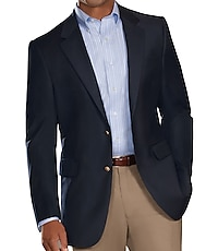5e3c140cfcfd Signature Collection Traditional Fit Blazer - Big   Tall CLEARANCE