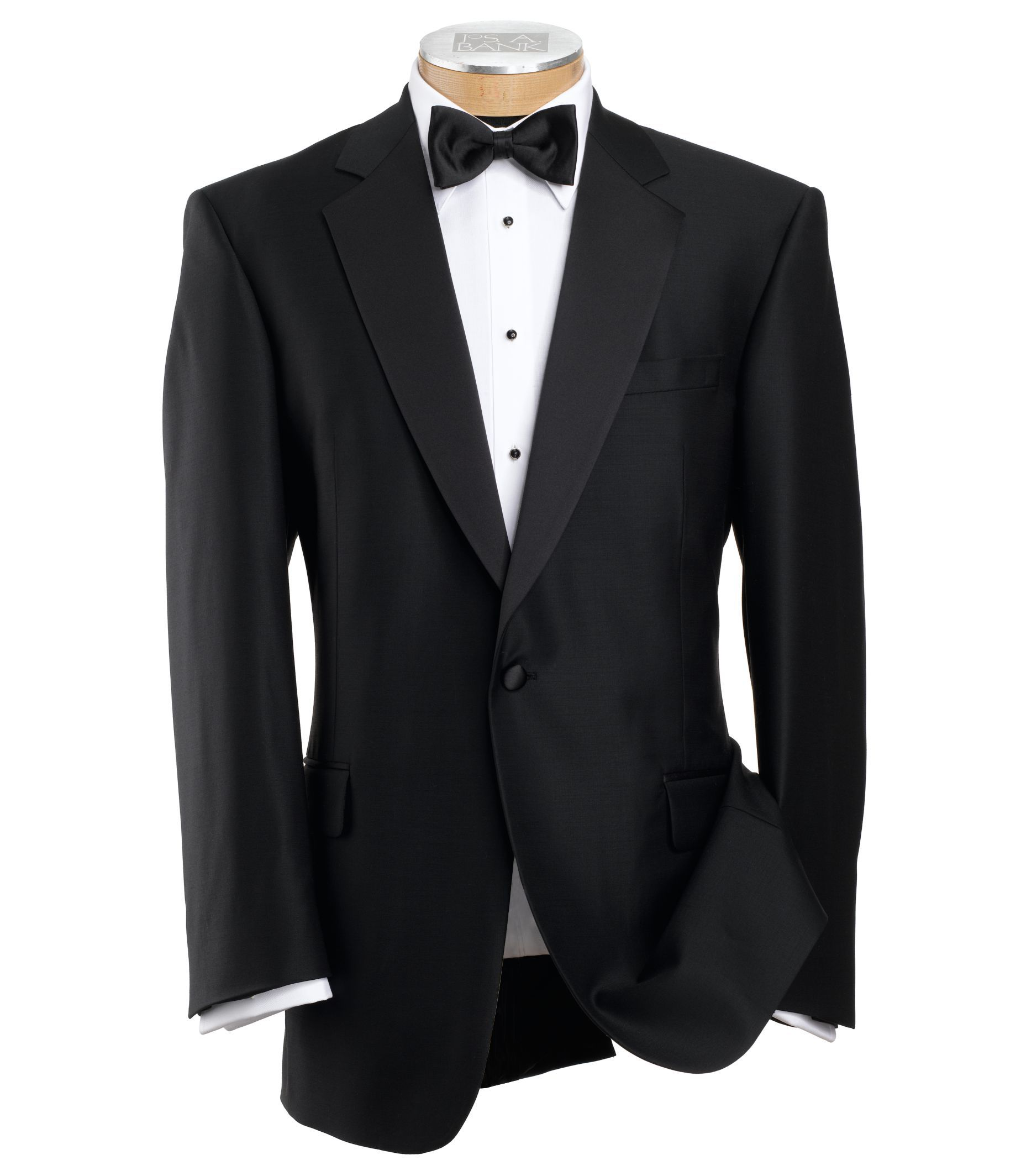b54cfa9476c01 Signature Collection Traditional Fit Notch Lapel Tuxedo Jacket CLEARANCE