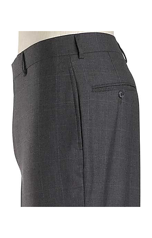 Men's Clearance, Traveler Plain Front Suit Separate Pants CLEARANCE - Jos A Bank