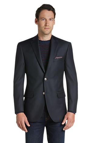 Men's SportCoats, Reserve Collection Tailored Fit Blazer - Jos A Bank