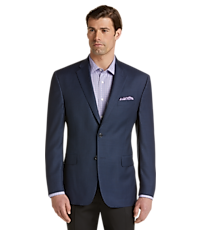8ebf792098a6 Executive Collection Traditional Fit Check Sportcoat