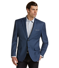 d0e129ee670f5f Executive Collection Traditional Fit Houndstooth Sportcoat - Big & Tall