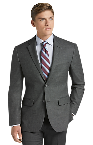 Men's SportCoats, Travel Tech Collection Tailored Fit Sportcoat - Jos A Bank