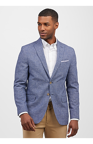 1905 Collection Tailored Fit Guncheck Sportcoat