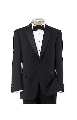 Men's FLYOUT_CATEGORY, Traveler Collection Regal Fit Tuxedo - Jos A Bank
