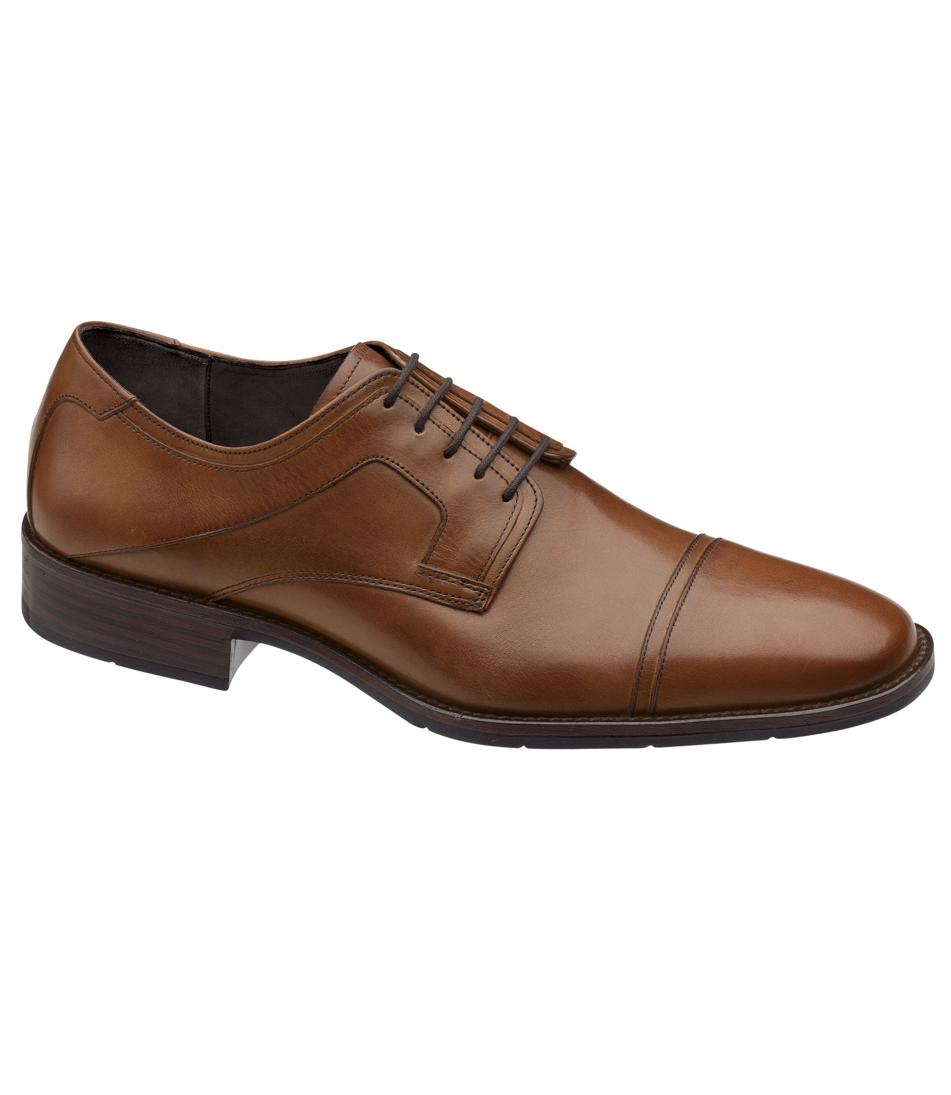 e475a316e36 Larsey Cap Toe Shoe by Johnston & Murphy CLEARANCE