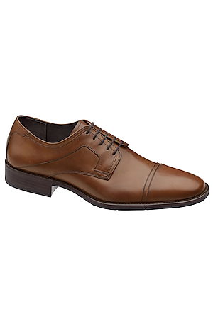 Men's Special Categories, Larsey Cap Toe Shoe by Johnston & Murphy CLEARANCE - Jos A Bank