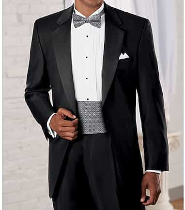 bcb3cf2762d Signature Gold Collection Traditional Fit Tuxedo CLEARANCE - All ...