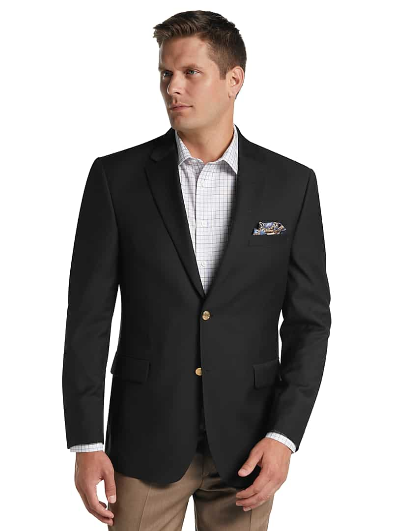 Jos. A. Bank Men's Signature Collection Regal Fit Wool Blazer