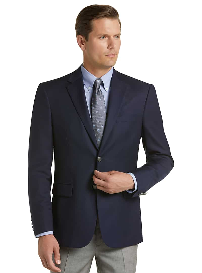 Traveler Collection Tailored Fit Blazer