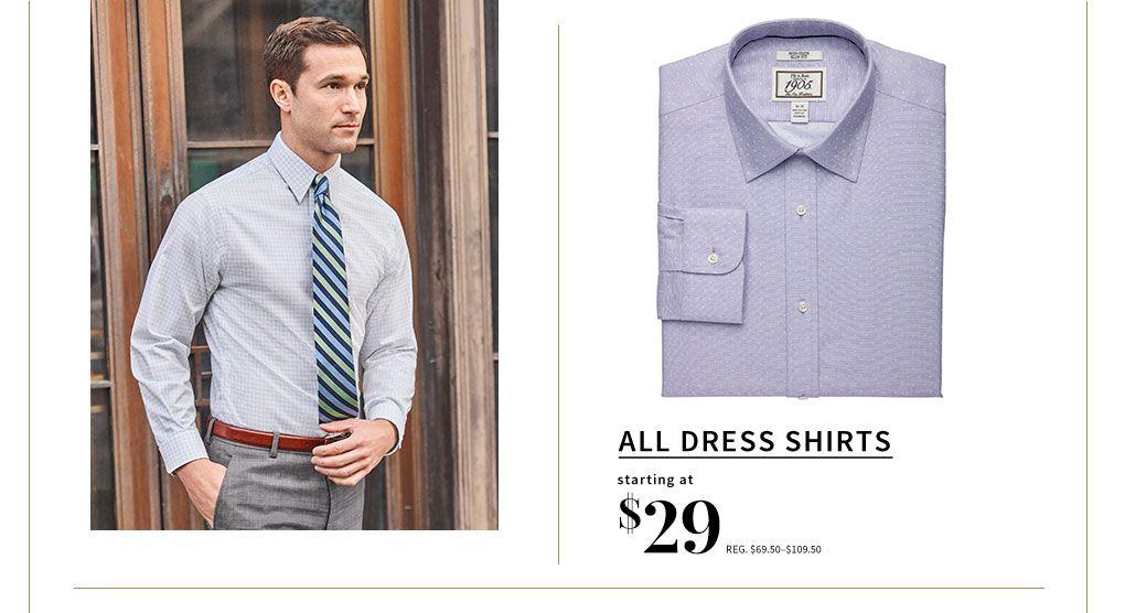 539d783965 Starting at  29 All Dress Shirts