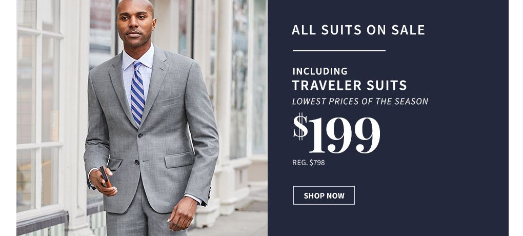 eb1fed557 Shop Men's Suits & Clothing | Expert in Men's Apparel since 1905 ...