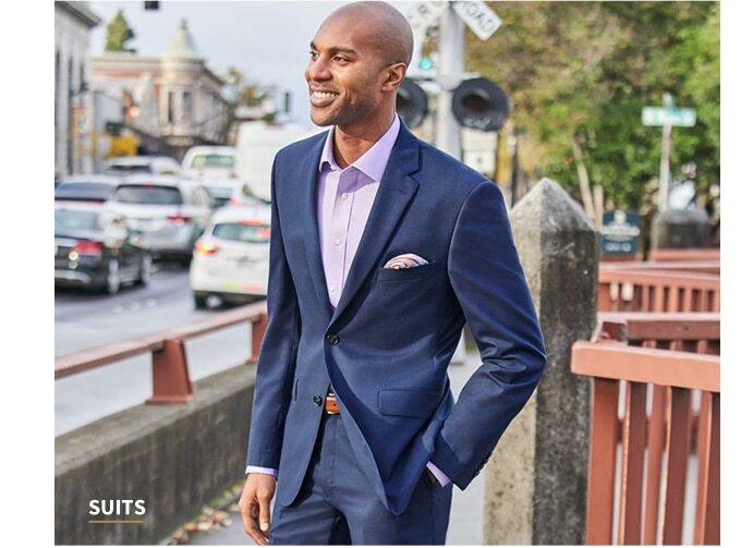 7ea592842 Shop Men's Suits & Clothing | Expert in Men's Apparel since 1905 ...