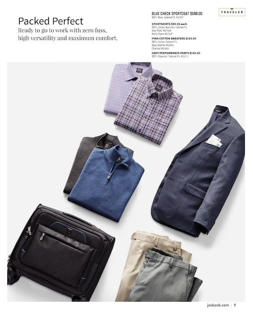 Men's Fall Clothing Catalog: Shop Fall Jackets & Sweaters