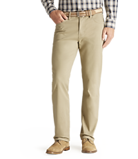 7d73bbb952 Joseph Abboud Traditional Fit 5-Pocket Sateen Pants CLEARANCE