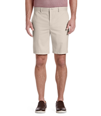 Traveler Collection Tailored Fit Twill Shorts