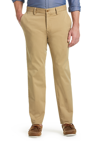 Men's Clearance, 1905 Collection Tailored Fit Chinos CLEARANCE - Jos A Bank