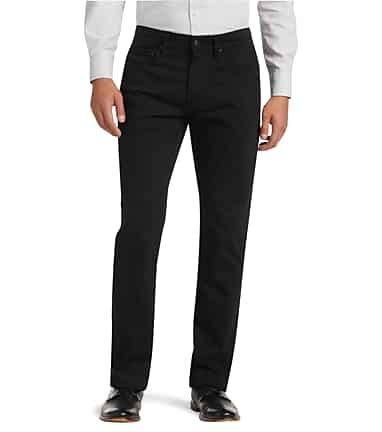 16d1700ff28f6 Joseph Abboud Traditional Fit Sateen Pants CLEARANCE - All Clearance ...