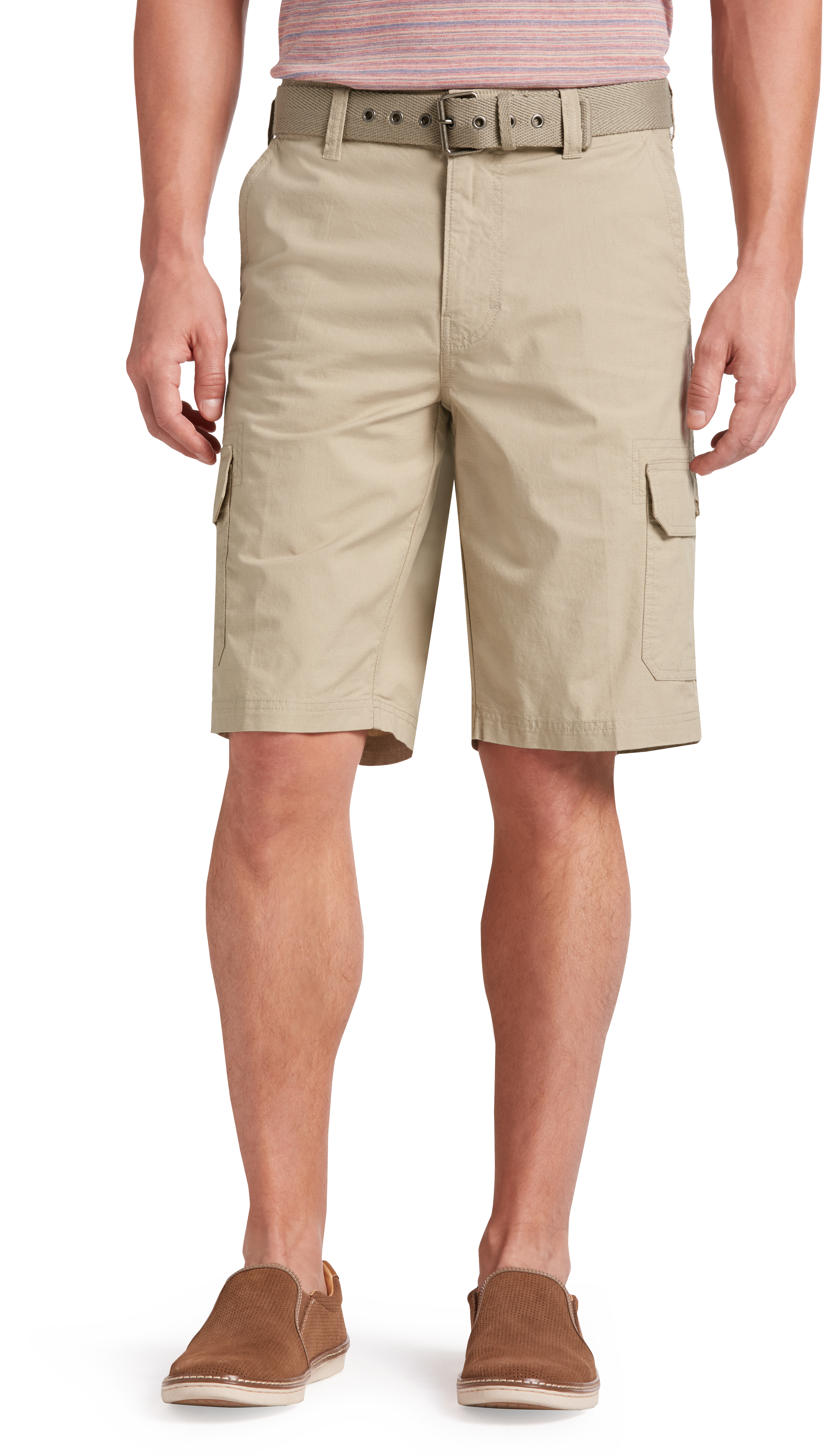 d065118bb1 Joseph Abboud Tailored Fit Rip-Stop Cargo Shorts CLEARANCE - All ...
