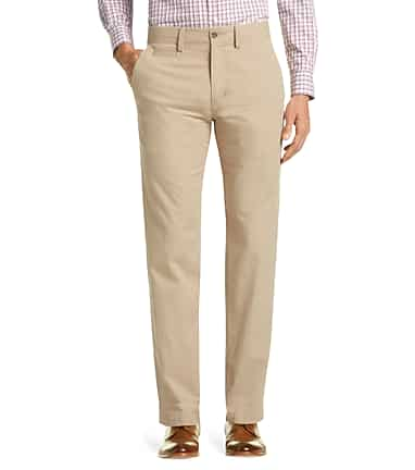 f2ac53da09d Joseph Abboud Tailored Fit Plain Front Pants CLEARANCE - All ...