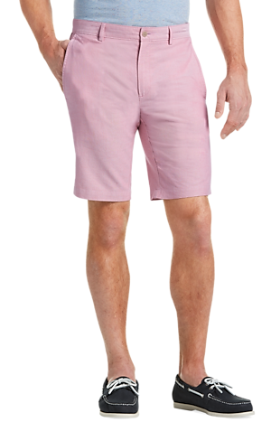 Men's Clearance, 1905 Collection Tailored Fit Oxford Shorts CLEARANCE - Jos A Bank