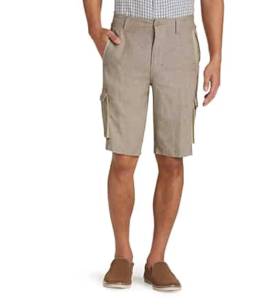 5f68d1a190 Joseph Abboud Tailored Fit Cargo Shorts CLEARANCE - All Clearance ...