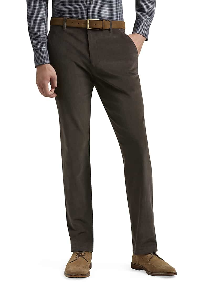 Jos. A. Bank Reserve Collection Tailored Fit Corduroy Pant