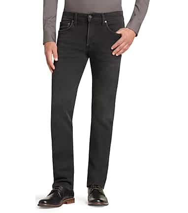 450f3b9215 Reserve Collection Traditional Fit Knit Denim Jeans - All Pants ...