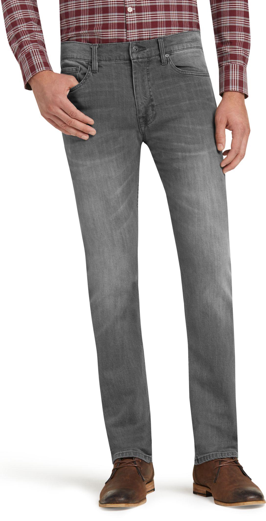 a629d03d905 1905 Collection Tailored Fit Jeans - Men s Casual Pants