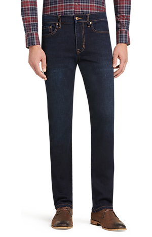 Men's Featured, 1905 Collection Tailored Fit Jeans - Jos A Bank