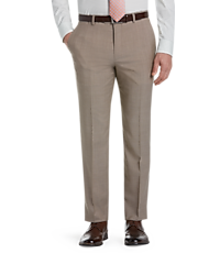 d4055b26506af0 Men's Clearance, Signature Collection Tailored Fit Flat Front Dress Pants  CLEARANCE - Jos A Bank