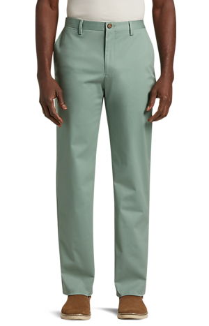 Men's Special Categories, Reserve Collection Tailored Fit Flat Front Chino Pants - Jos A Bank