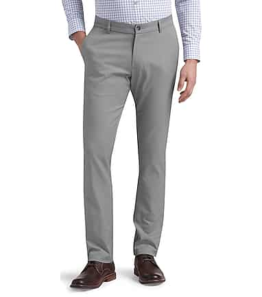 8c8c58028 Travel Tech Slim Fit Flat Front Pants - Get Ready for Greatness ...