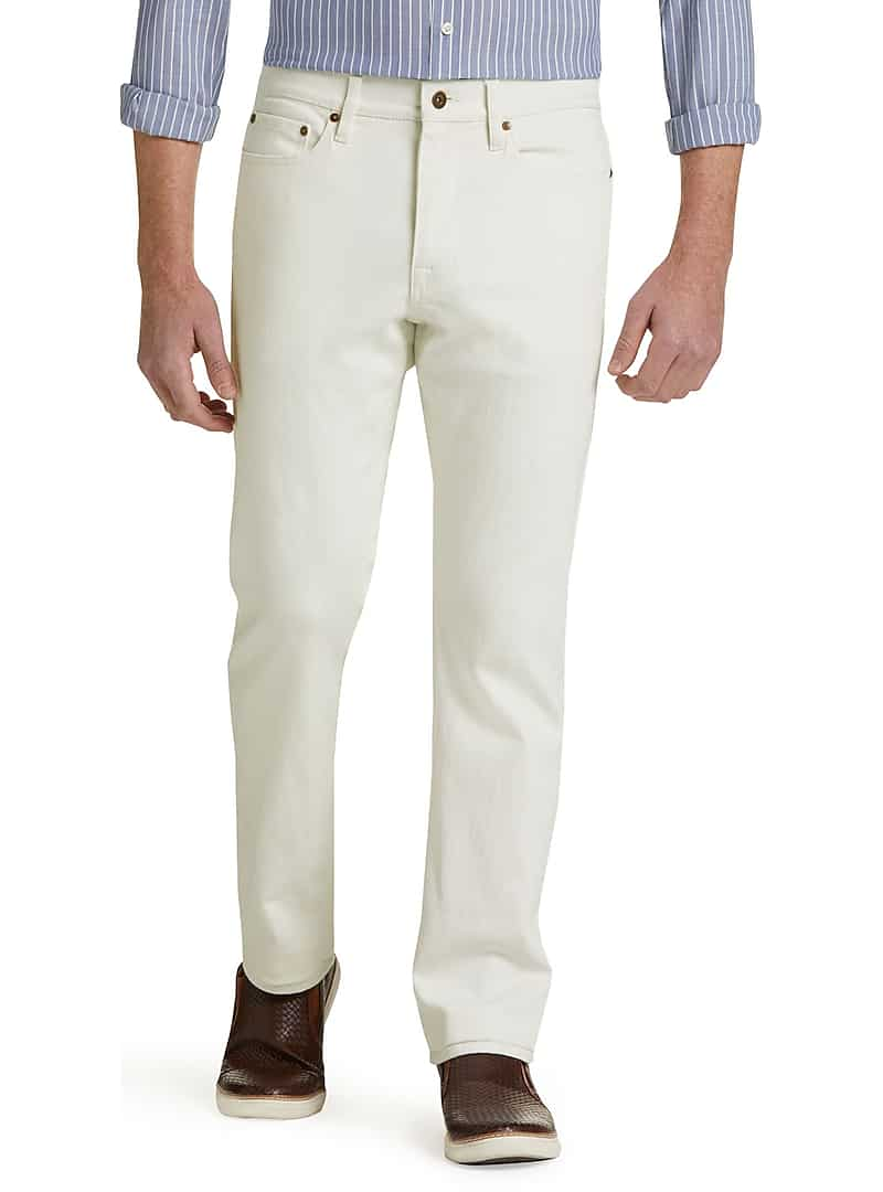Jos. A. Bank Men's 1905 Collection Tailored Fit Jeans