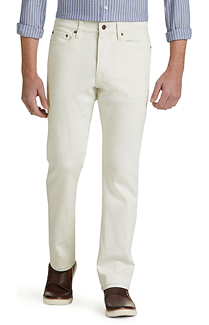 Men's Special Categories, 1905 Collection Tailored Fit Jeans CLEARANCE - Jos A Bank