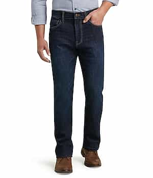 Reserve Collection Traditional Fit Jeans