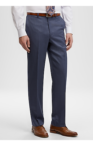 Men's Special Categories, Reserve Collection Tailored Fit REDA 1865 SustainaWool? Dress Pants - Jos A Bank