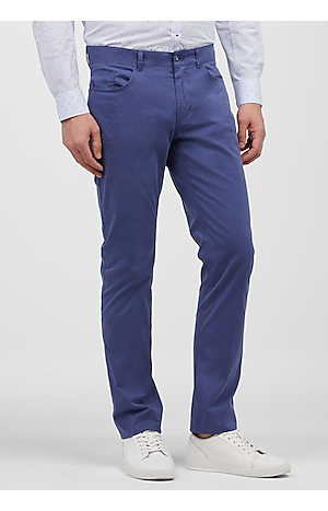 Men's Special Categories, 1905 Collection Tailored Fit Flat Front Casual Pants - Jos A Bank