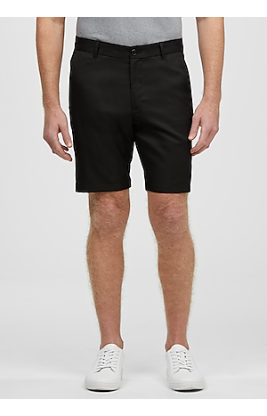 Men's Special Categories, Travel Tech Tailored Fit Flat Front Shorts - Jos A Bank