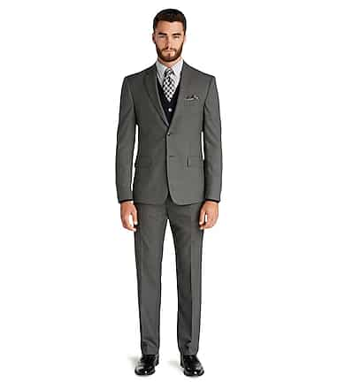 4ed7d4c6 Executive Collection Traditional Fit Suit - Big & Tall