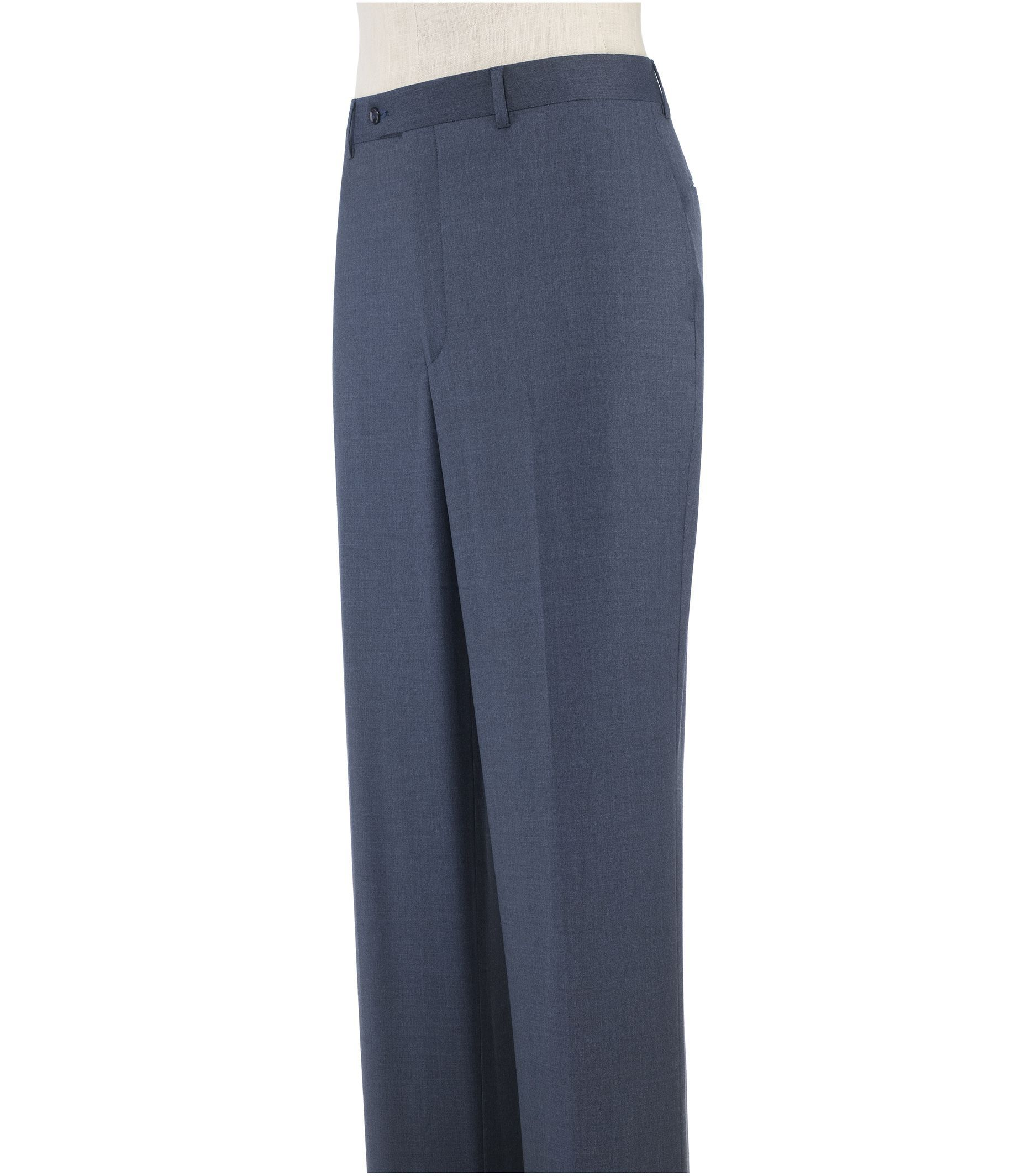 6f352775bac5 Signature Collection Traditional Fit Pleated Front Dress Pants CLEARANCE   2J90