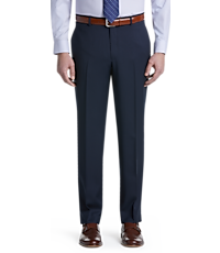 e293a5b4e2 Executive Collection Tailored Fit Flat Front Dress Pants