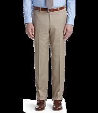 5d513f883fef Flat Front Dress Pants, Slacks & Trousers | Men's Pants | JoS. A ...