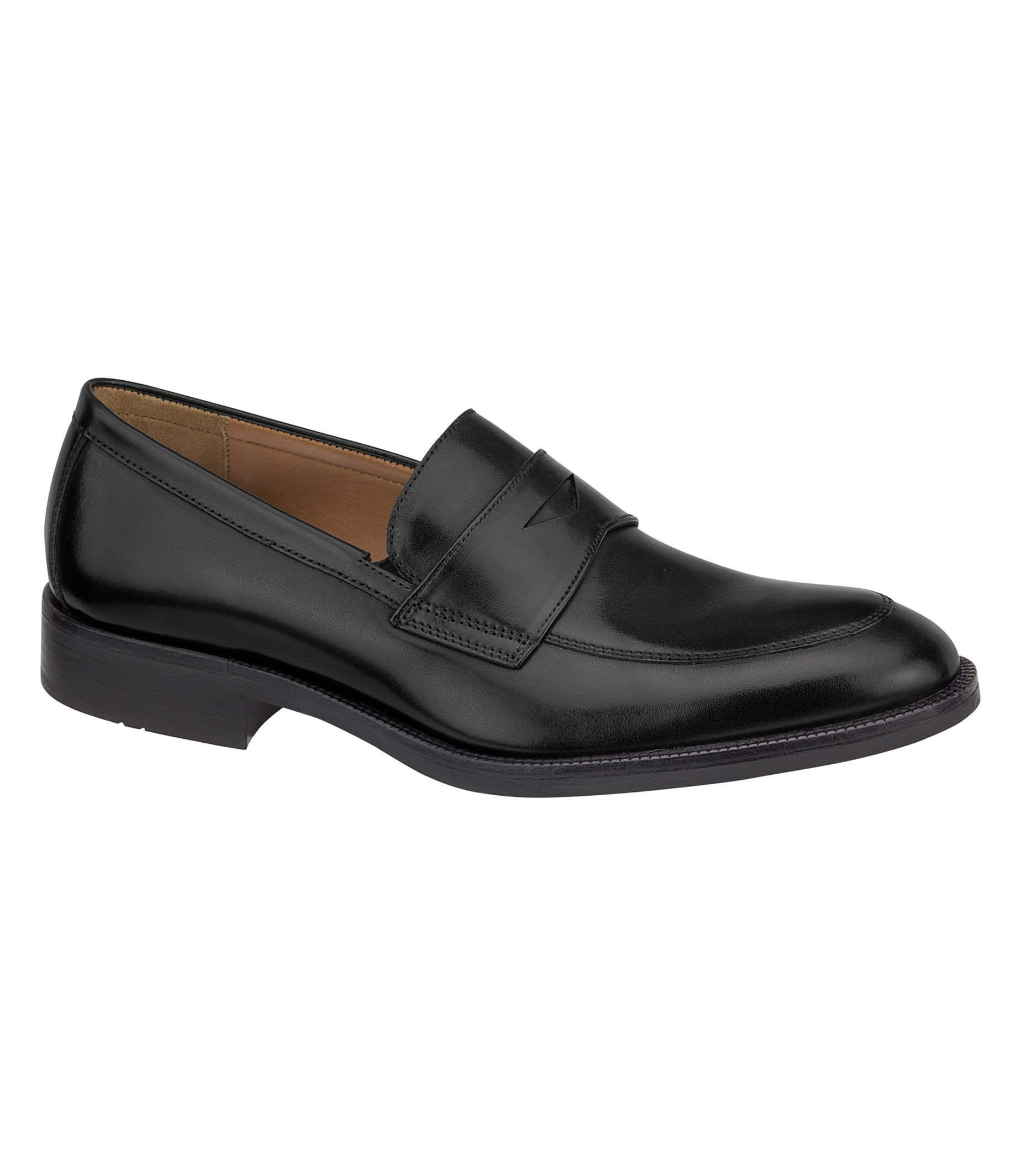 7df2bddf565 Beckwith Penny Shoe by Johnston   Murphy - Johnston   Murphy