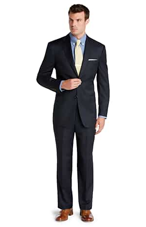 2-Pack Signature Gold Collection Tailored Fit Suit