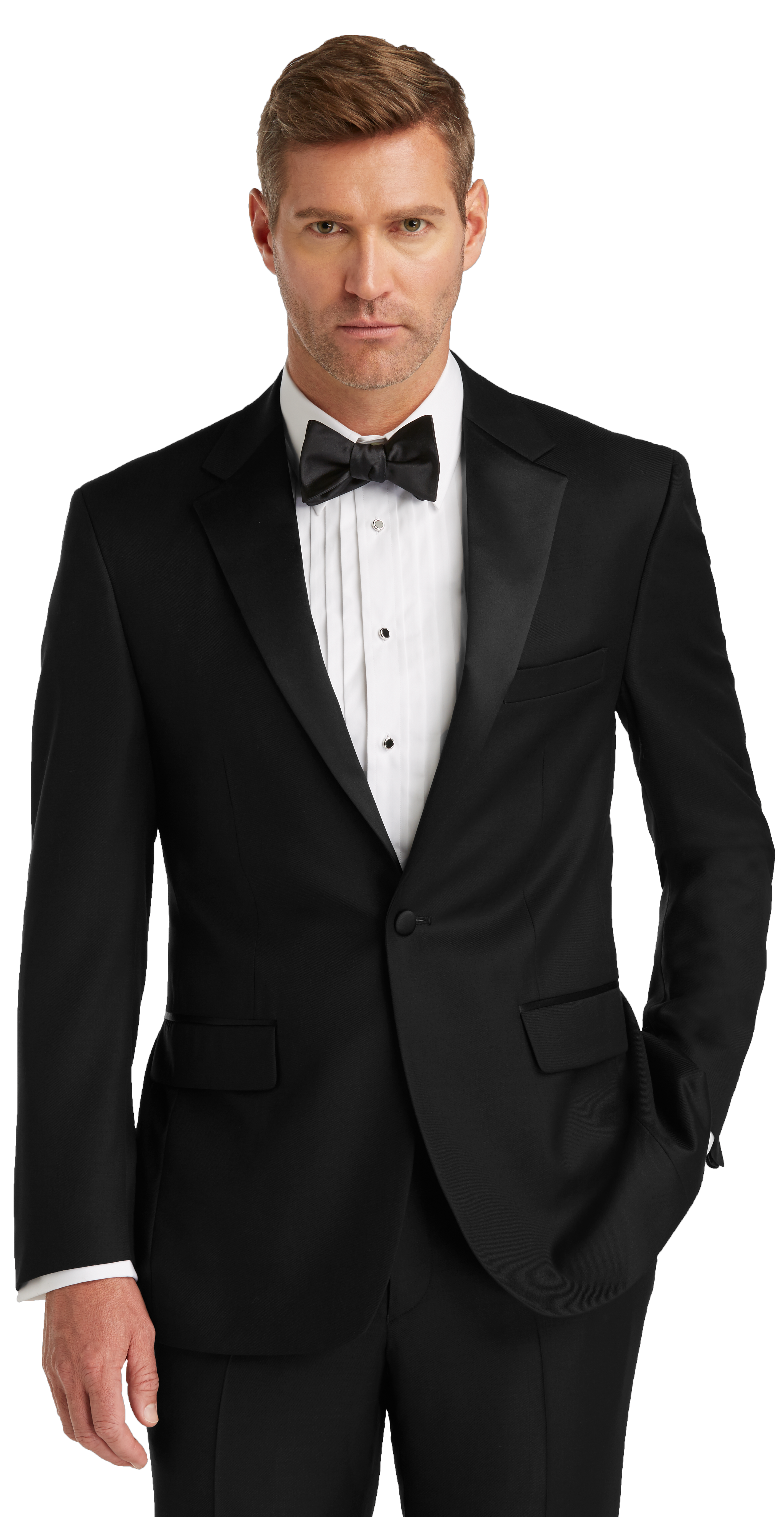 new high select for clearance biggest discount 1905 Collection Tailored Fit Tuxedo Separate Jacket