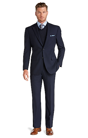 Men's Sale, Executive Collection Traditional Fit Suit - Jos A Bank