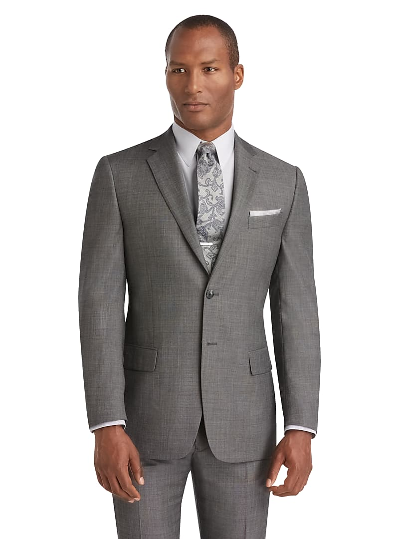 Reserve Collection Tailored Fit Suit Separate Jacket