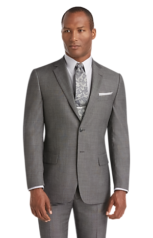 Men's Suits, Reserve Collection Tailored Fit Suit - Jos A Bank