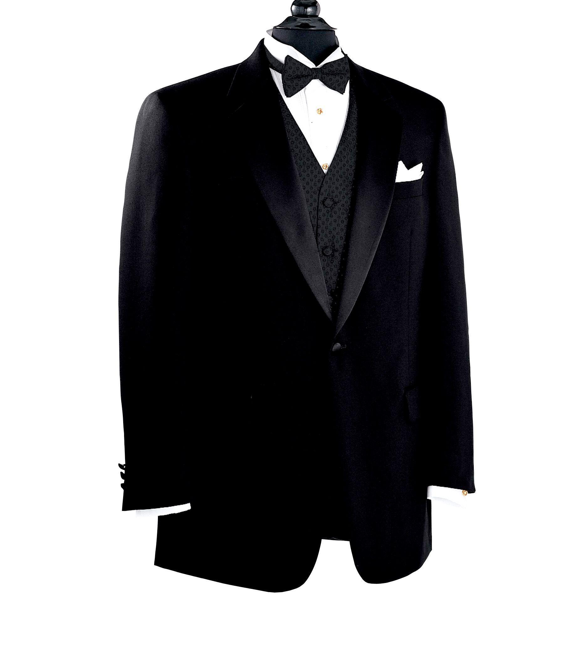enjoy best price fresh styles offer discounts Black Notch Collar Tuxedo Jacket CLEARANCE